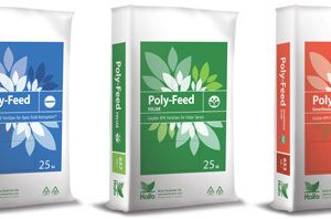 Poly-Feed 12-5-40+2Mg+Me (Удобрение)