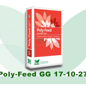 Poly-Feed 17-10-27+2Mg+Me (Удобрение)